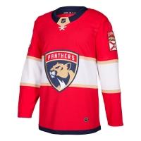 Florida Panthers nhl adidas authentic хоккейный свитер красный