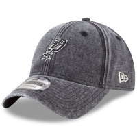 San Antonio Spurs nba new era always fan спортивная бейсболка черная