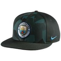 Manchester City FC nike snapback футбольная кепка с прямым козырьком