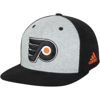 Philadelphia Flyers nhl adidas snapback contrast хоккейная кепка