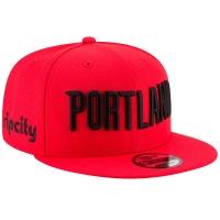 Portland Trail Blazers nba new era snapback statement спортивная кепка