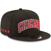 Chicago Bulls nba new era snapback statement спортивная кепка