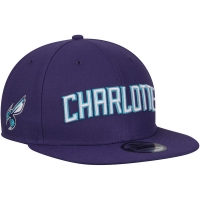 Charlotte Hornets nba new era snapback statement спортивная кепка