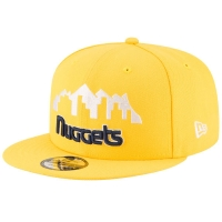 Denver Nuggets nba new era snapback statement спортивная кепка
