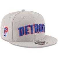 Detroit Pistons nba new era snapback statement спортивная кепка