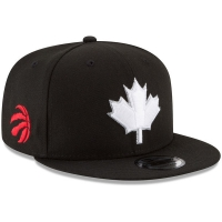 Toronto Raptors nba new era snapback statement спортивная кепка