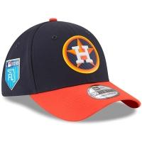 Houston Astros mlb new era flex training спортивная бейсболка темно-синяя