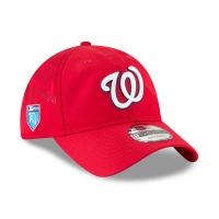 Washington Nationals mlb new era спортивная бейсболка красная