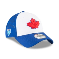 Toronto Blue Jays mlb new era спортивная бейсболка синяя