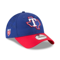 Texas Rangers mlb new era спортивная бейсболка синяя