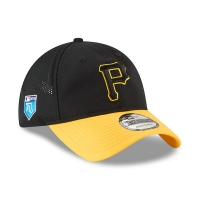 Pittsburgh Pirates mlb new era спортивная бейсболка черная