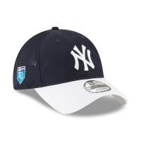 New York Yankees mlb new era NY training спортивная бейсболка темно-синяя