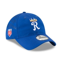 Kansas City Royals mlb new era спортивная бейсболка синяя