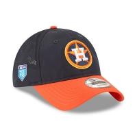 Houston Astros mlb new era спортивная бейсболка темно-синяя