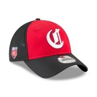 Cincinnati Reds mlb new era спортивная бейсболка красная