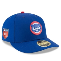 Chicago Cubs mlb new era fitted спортивная бейсболка синяя