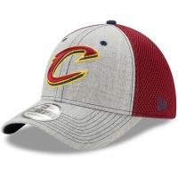 Cleveland Cavaliers nba new era flex-fit neo спортивная бейсболка серая