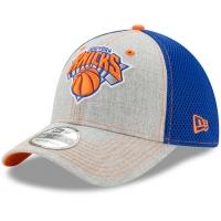 New York Knicks nba new era flex-fit neo спортивная бейсболка серая