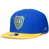 CA Boca Juniors snapback футбольная кепка с прямым козырьком синяя