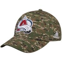 Colorado Avalanche nhl adidas flex-fit camo хоккейная бейсболка камуфляжная