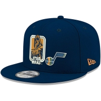 Utah Jazz nba new era star wars snapback спортивная кепка синяя
