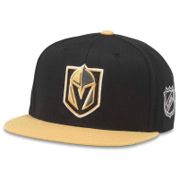 Vegas Golden Knights nhl american needle snapback хоккейная кепка черная