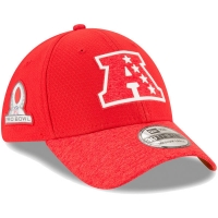 AFC Pro Bowl nfl new era flex спортивная бейсболка красная