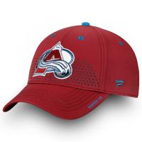 Colorado Avalanche nhl fanatics draft flex хоккейная бейсболка бордовая