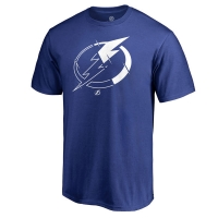 Tampa Bay Lightning nhl x-ray хоккейная футболка синяя