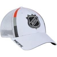 Pacific Division nhl adidas All-Star Game flex хоккейная бейсболка с сеткой белая