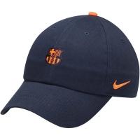 Barcelona FC nike heritage футбольная бейсболка синяя