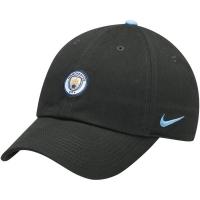 Manchester City FC nike heritage футбольная бейсболка серая