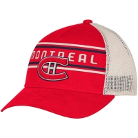 Montreal Canadiens nhl ccm trucker хоккейная бейсболка с сеткой красная