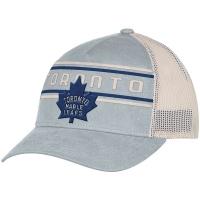 Toronto Maple Leafs nhl adidas ccm trucker хоккейная бейсболка с сеткой
