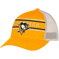 Pittsburgh Penguins nhl ccm trucker хоккейная бейсболка с сеткой