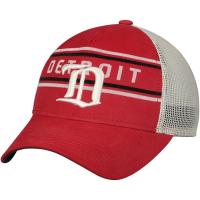Detroit Red Wings nhl ccm vintage trucker хоккейная бейсболка с сеткой