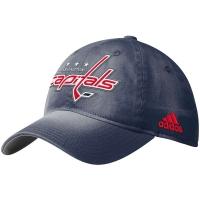 Washington Capitals nhl adidas sunblasted хоккейная бейсболка темно-синяя