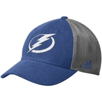 Tampa Bay Lightning nhl adidas flex-fit meshback хоккейная бейсболка с сеткой
