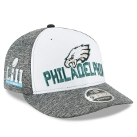 Philadelphia Eagles nfl new era snapback super bowl night спортивная бейсболка