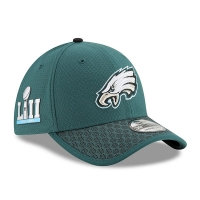 Philadelphia Eagles nfl new era flex super bowl sideline спортивная бейсболка