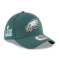 Philadelphia Eagles nfl new era flex sideline super bowl спортивная бейсболка