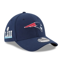 New England Patriots nfl new era flex super bowl classic спортивная бейсболка