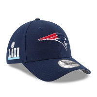 New England Patriots nfl new era classic super bowl night спортивная бейсболка