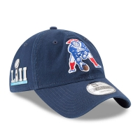 New England Patriots nfl new era classic super bowl спортивная бейсболка