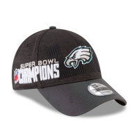 Philadelphia Eagles nfl new era super bowl champions спортивная бейсболка черная