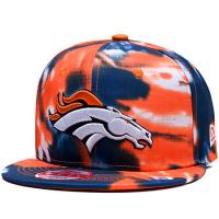 Denver Broncos nfl new era snapback кепка с прямым козырьком цветная