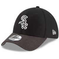 Chicago White Sox mlb new era flex shadow спортивная бейсболка черная