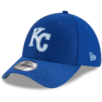 Kansas City Royals mlb new era flex спортивная бейсболка синяя