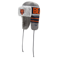 Chicago Bears nfl new era frostwork trapper зимняя шапка ушанка