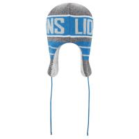 Detroit Lions nfl new era frostwork trapper зимняя шапка ушанка